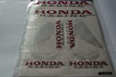 AUTOCOLANTE HONDA RACING KIT (2041B)